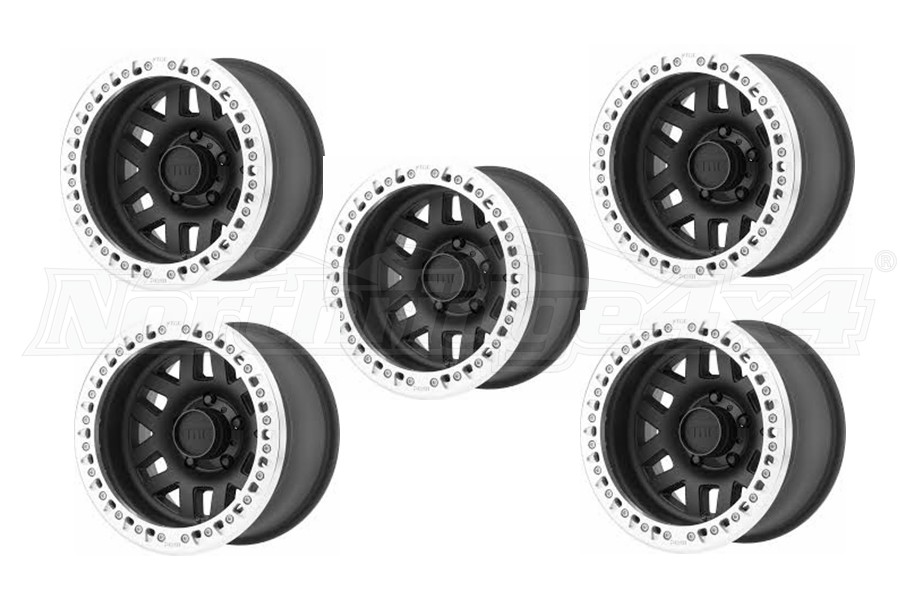 KMC KM229 Machete Beadlock Wheel Package