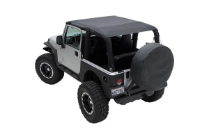 Smittybilt Extended Top Black Diamond (Part Number: )