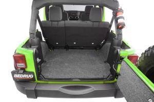 Bedrug Cargo Floor Kit  - JK 4dr 2011+