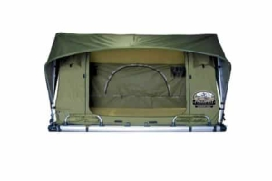 Freespirit Recreation Adventure Series Automatic Soft-Top 55in Roof Top Tent, Olive (Part Number: )