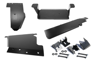 Rock Hard 4x4 Skid Plate Package 2, w/Control Arm Skids (Part Number: )