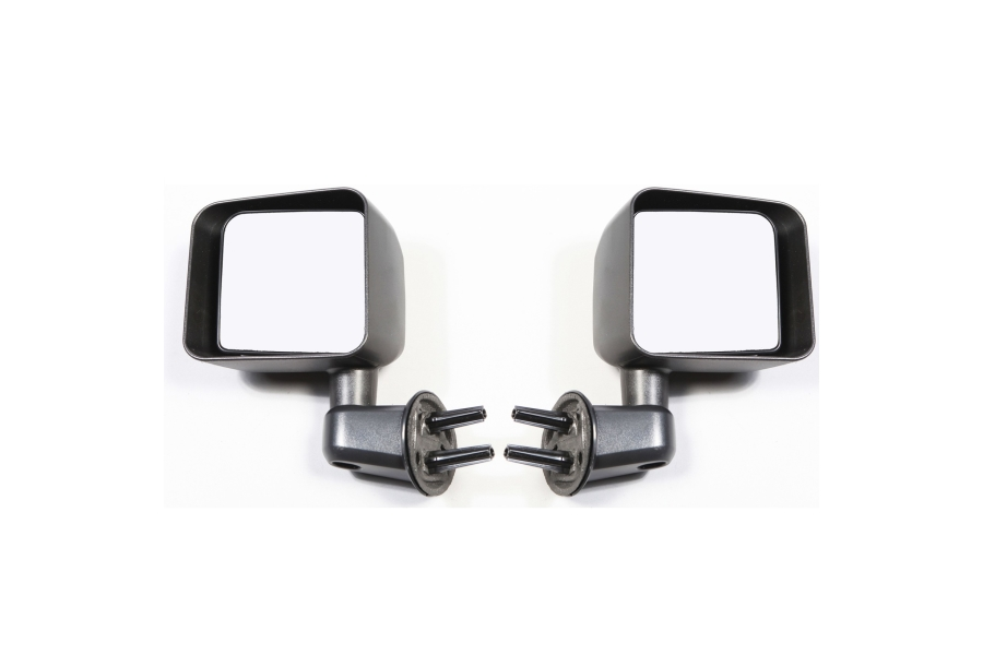 Rugged Ridge Door Mirror Kit  - JK