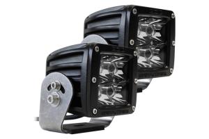 Rigid Industries Dually HD D-Series Spot Light Pair (Part Number: )