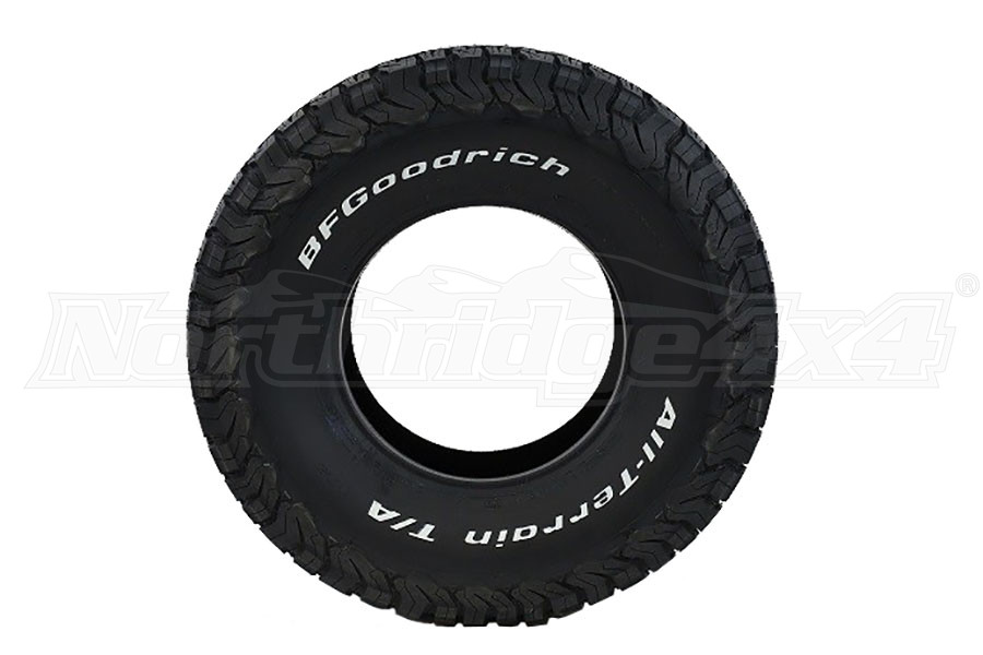 BFGoodrich All-Terrain T/A KO2 Tire LT265/70R17 Tire (Part Number:66255)