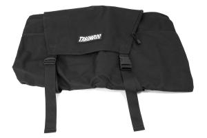 Trasharoo Spare Tire Trash Bag Black