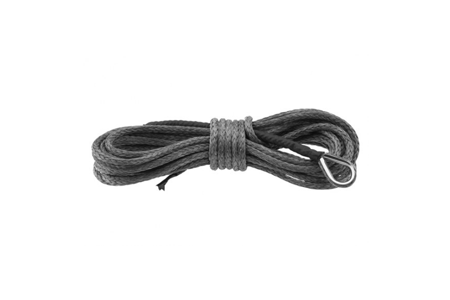 Smittybilt XRC 19/64in x 30ft Synthetic Winch Rope (Part Number:97704)