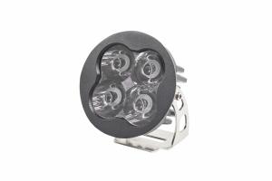 Diode Dynamics SS3 Pro, Round - Spot, White