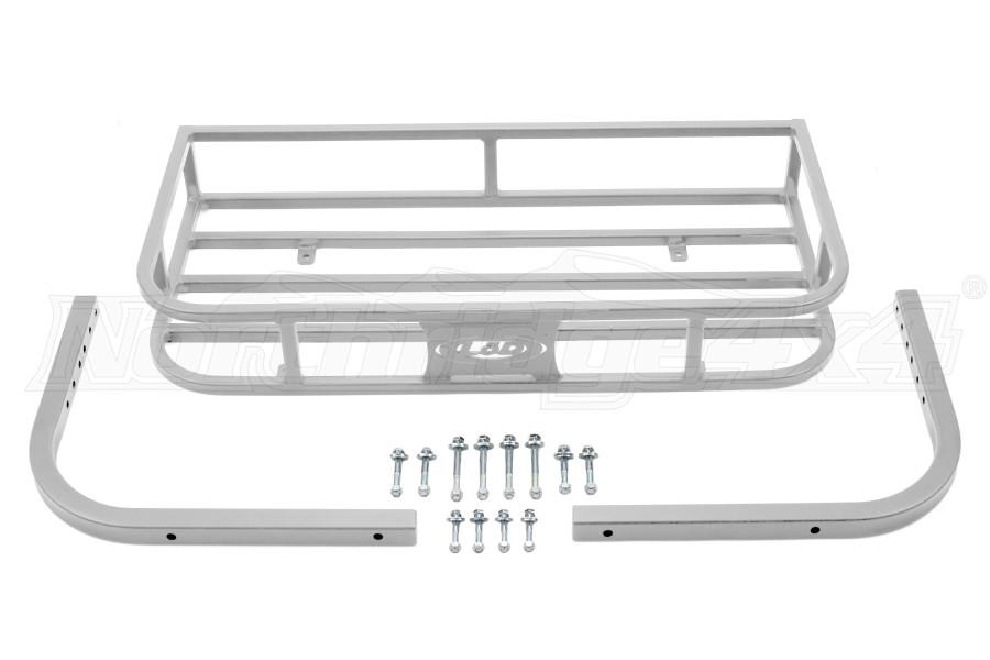 LOD Signature Series G2 Trail Rack System Bare Steel (Part Number:JTK9600)