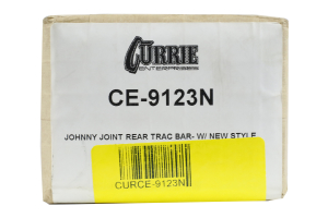 Currie Enterprises Johny Joint Track Bar w/ Bracket Rear - TJ/LJ