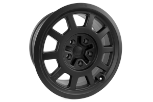 AEV Salta Series Wheel Matte Black 17x8.5 ( Part Number: 20403015AB)