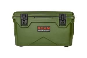 Roam Rugged Cooler - OD Green 65QT