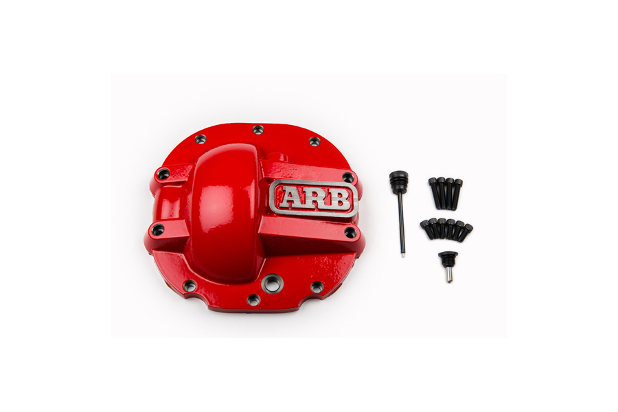 ARB Ford 8.8 Diff Cover Red
