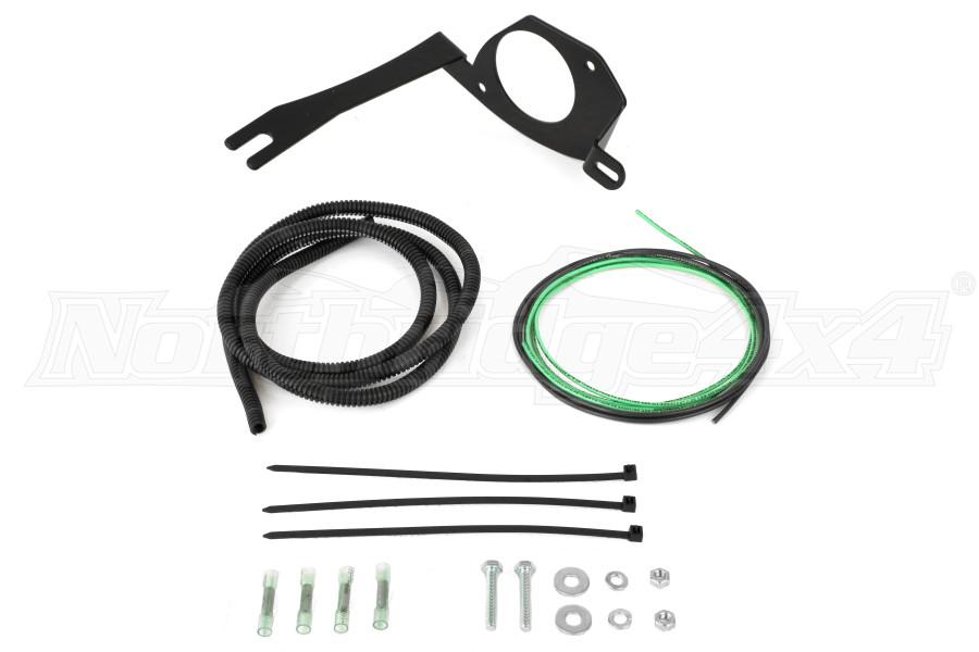Teraflex Vacuum Pump Relocator Kit - JK