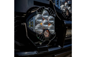 Baja Designs LP6 Pro LED Driving Combo Light, Amber