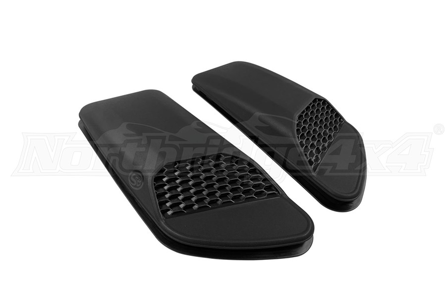 S&B Filters Air Hood Scoops Only Kit  - JT / JL Rubicon 2.0L and 3.6L