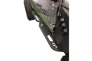 DV8 Offroad SR-6 Rock Slider Step  - JK 4dr