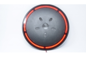 Lifetime LED Spare Tire Third Brake Light  - JL/JK/TJ
