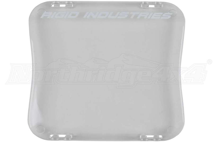 Rigid Industries Dually XL Cover Clear (Part Number:321923)