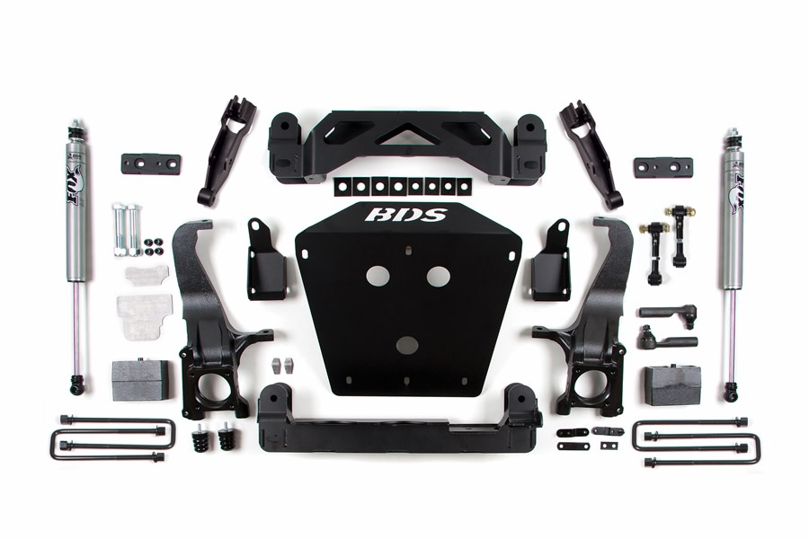 BDS Suspension 6.5in Lift Kit - Chevy/GMC 2011+