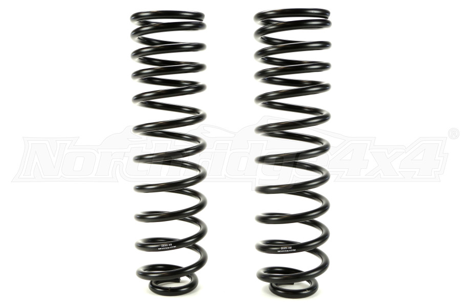 Rock Krawler Rear Coil Springs - 3.5in JK4dr, 4.5in JK2dr