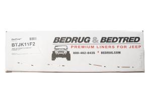 Bedrug BedTred Front Floor Kit  - JK 2dr 2011+