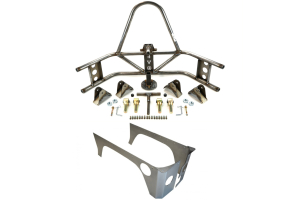 EVO Manufacturing Tire Carrier and Skins Package 2dr (Part Number: )