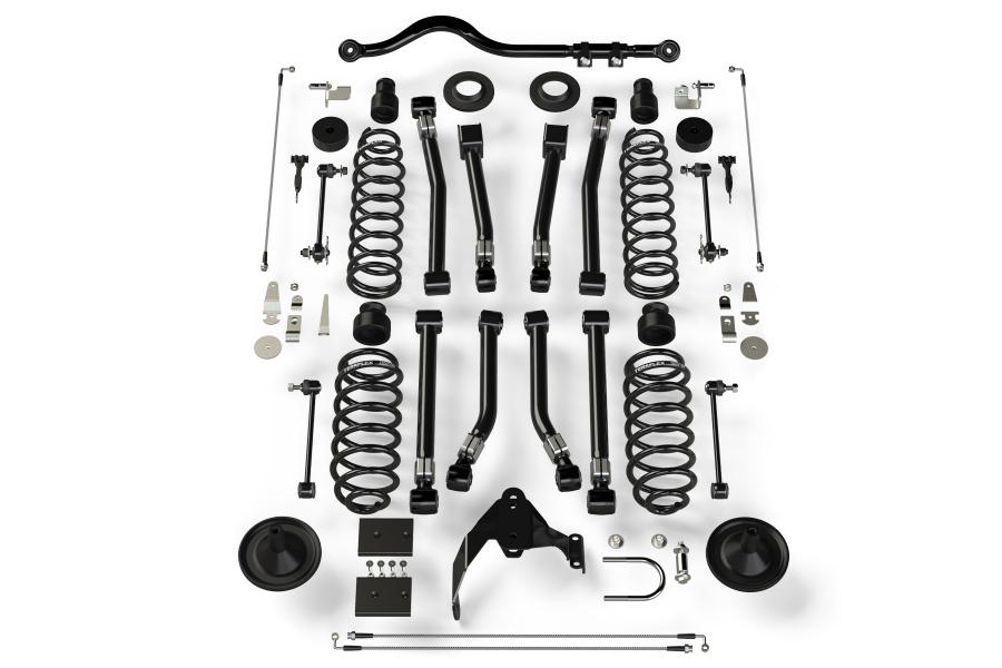 Teraflex 4in Lift Kit - JK 4dr
