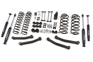 Zone Offroad 4in Suspension Lift - TJ 1997-2002