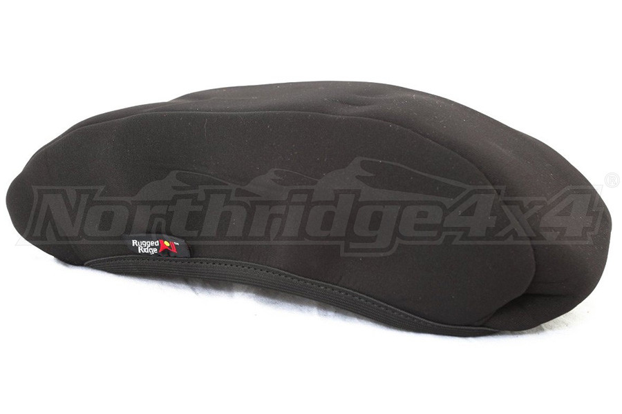 Rugged Ridge Neoprene Arm Rest Cover And Pad  - JK 2011+