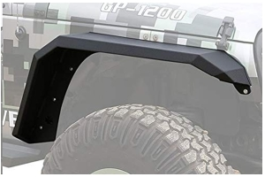 Iron Cross Front Fender Flare Set  - JL