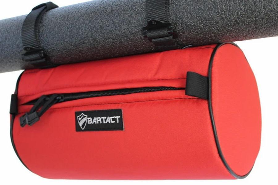 Bartact Roll Bar Barrel Bag - Medium, Red