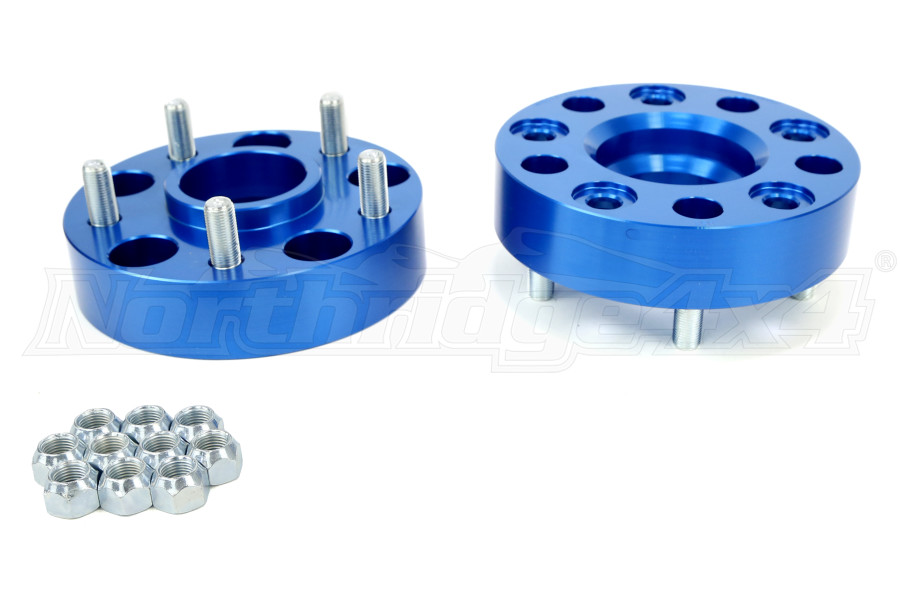 Spidertrax Wheel Spacer Kit 5x5 1.5in (Part Number:WHS010)