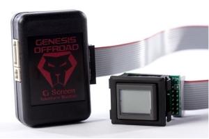 Genesis Offroad G Screen Dual Battery Monitoring System - JT/JL