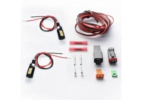 Artec License Plate LED Lights and Harness Kit - JL