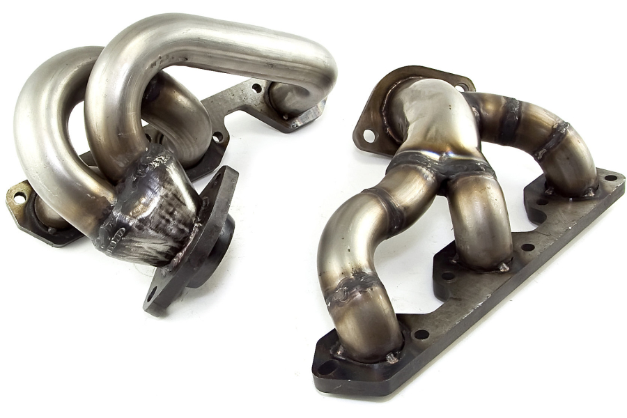 Rugged Ridge Exhaust Header, Stainless Steel  (Part Number:17650.53)