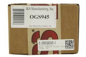 JKS Rear Shock Relocation Bracket 2in (Part Number: )