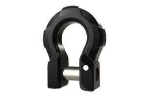 Road Armor iDentity Aluminum Shackle - Texture Black