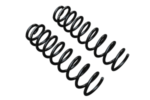 Teraflex Front Coil Springs 4In (Part Number: )