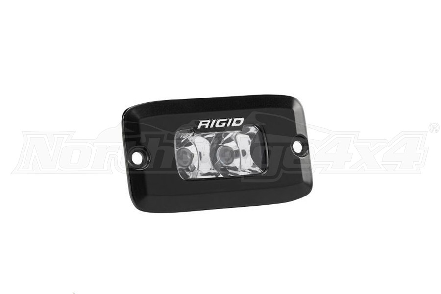 Rigid Industries SR-M Flush Mount Spot Amber (Part Number:922223)