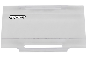 Rigid Industries E-Series 6IN Light Cover, Clear