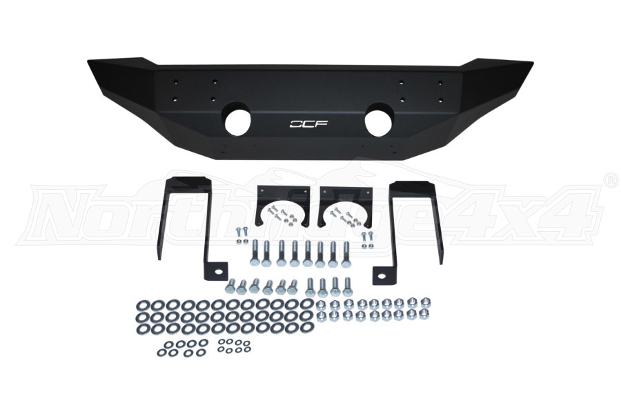 MBRP Front Full Width Bumper, Non Winch  (Part Number:131092)
