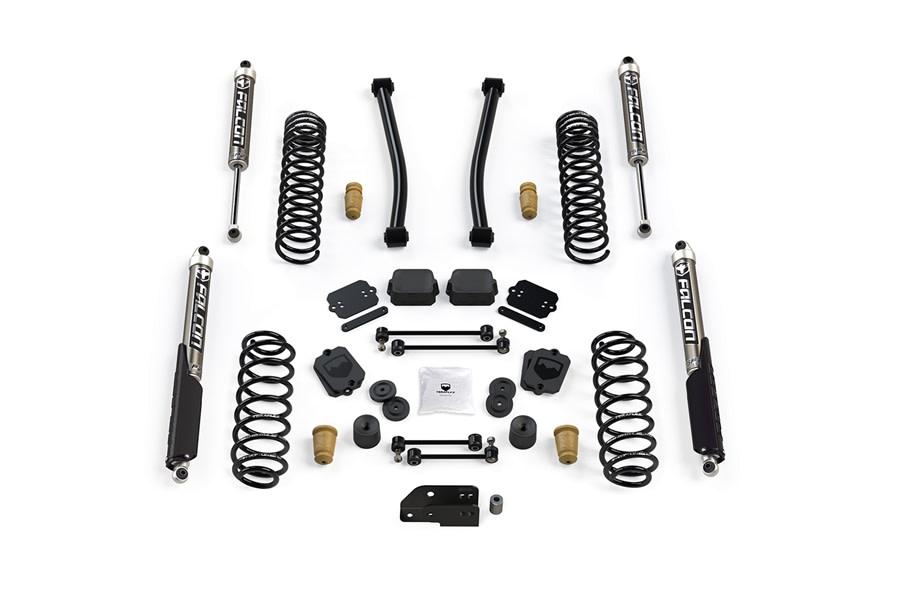 Teraflex 2.5in Sport ST2 Suspension Lift Kit w/ Falcon SP2 2.1 Shocks - JL 4Dr