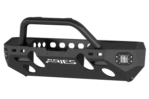 Aries Trail Chaser Front Bumper (Option 3) - JK