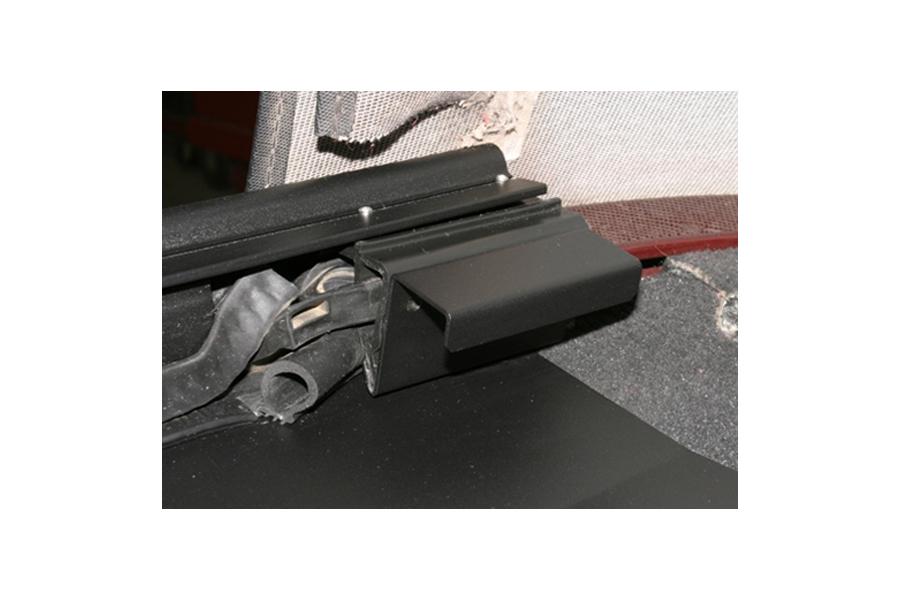 Tuffy Security Aftermarket Soft Top Bar Levers (Part Number:282-BTL-01)