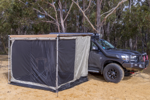 ARB Deluxe Awning Room w/Floor 2000X2500  (Part Number: )