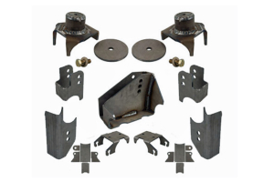 Synergy Manufacturing HD Rear Axle Bracket Kit