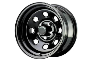 Pro Comp Series 27 Rock Crawler Xtreme Wheel Gloss Black 15x8in 5x4.5 (Part Number: )