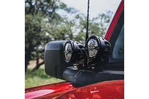 Rigid Industries Dual Pod A-Pillar Mount Kit - Ford Bronco