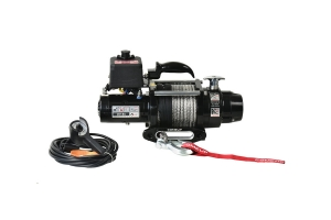 Comeup DV Premium Series 6s Recovery Winch w/ Synthetic Rope (Part Number: )