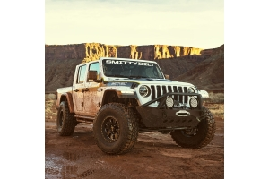 Smittybilt Gen1 XRC Front Stubby Bumper  - JT/JL
